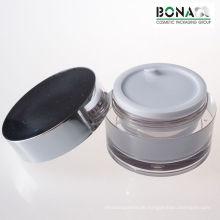 30g PMMA Cream Jar mit Metallkappe