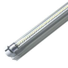 220v 3528 Smd 2ft T5 10w Led Tube Aluminum For Factory Lighting , 2800k - 8000k