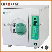 18L Class B Table-Top Dental Medical Small Autoclave Sterilizer/Steam