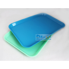 Autoclavable Plastic Tray with Colors