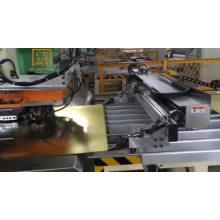 Cap en aluminium d'approbation CE faisant la machine