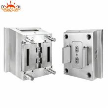 Molde de inyección de plástico PP personalizado con canal caliente / frío
