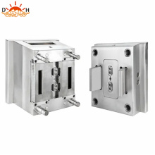 Custom Plastic PP Injection Mold with Hot/Cold Runner