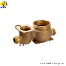 OEM Custom Brass Sand Casting Product