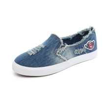 Nuevo Low-top Jean Canvas Shoes 2019