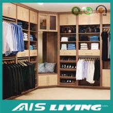 Bequeme und modische Schlafzimmermöbel Eingebaute Garderobe (AIS-W011)