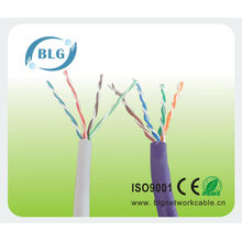 High Quality 4P CCA LAN Cable UTP Cat 5e for Network Cabling