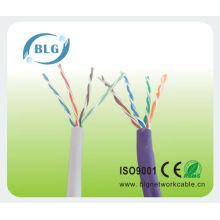 Кабель LAN высокого качества 4P CCA UTP Cat 5e для сетевых кабелей