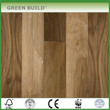 Walnut Summer White Hand-scraped Engineered Wood Flooring