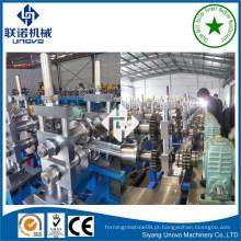 Armário eletrico máquina de formação de rolo de rack nove