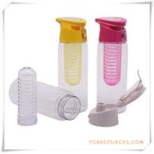 Botella de agua para regalos promocionales (HA09046)