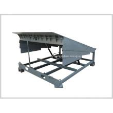 Elevador de rampa nivelador de muelle hidráulico duradero