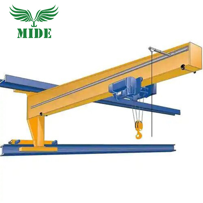 Wall Travelling Jib Crane Design