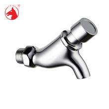ISO9001 Logotipo de impresión personalizado Agua caliente y fría mango de zinc mango lavabo empujar