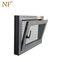 customized thermal break aluminum turn tilt window