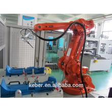ISO, CE, máquina de soldadura por ultrasonidos robótica de certificación de SGS autorizado