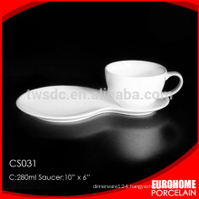 Eurohome manufacturer new design wholesale cheap ceramic large tea cups