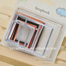 simple and fashion decorative metal frame