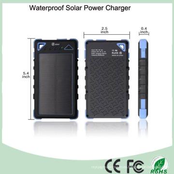 Accesorios del teléfono Dual-USB 8000mAh Panel Solar Power Bank (SC-1788)