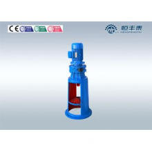 cycloid parallel shaft Industrial Side Entry Agitator , Out