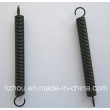 Long Tension Spring with Blackening Surface Treatment