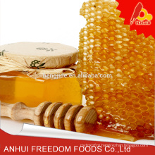 Natural wild comb honey
