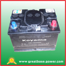 646-12V55ah SMF Auto Battery in South Africa