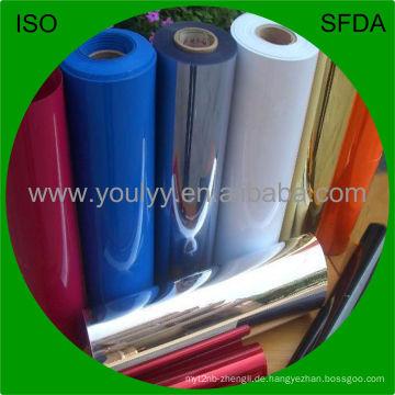 PVC-Kunststofffolie