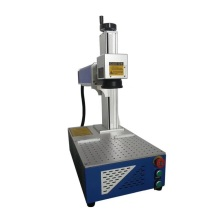 Raycus source fiber laser marking machine