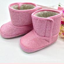 Девочка Детская обувь Детские сапоги Зимние детские сапоги Kx715 11)