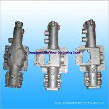 Pièces en métal moulé sous pression avec 11 ans approuvé SGS, ISO9001: 2008