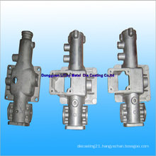 Die Casting Metal Parts with 11 Years′ Approved SGS, ISO9001: 2008