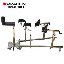 Cadre multifonctionnel de traction d'orthopédie d'hôpital pour des tables d'opération