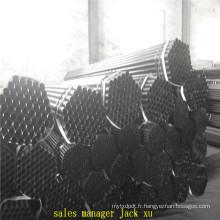 tuyau en acier sans couture noir de carbone tuyau en acier sans couture d'astm a106c