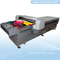 Logam Inkjet digital Flatbed Printer