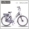MOTORLIFE EN15194 2015 NEW STYLE 250w 36v 700c Unisex adults electric bike