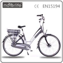 MOTORLIFE EN15194 2015 NEUE STIL 250w 36v 700c Unisex Erwachsene Elektrofahrrad