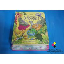 Chipboard Kids Books, Board Book Printing (OEM-BD002)