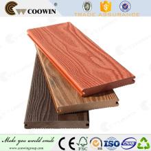 Chine haute qualité wpc plate-forme composite pont exportation en Australie wpc
