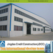 Best Seller Prefabricated Steel Structural Building & Warehouse Jdcc1018
