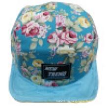 Blumen-Baseballmützen mit Soft Peak SD12