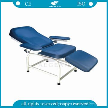AG-XS105 silla de chequeo médico ajustable para cama plegable