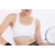 Seamless ropa interior de alambre de deportes libre sujetador desgaste de yoga