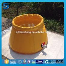 Fábrica Reforçada e Dobrável 30000 Galão Bexiga de Água PVC