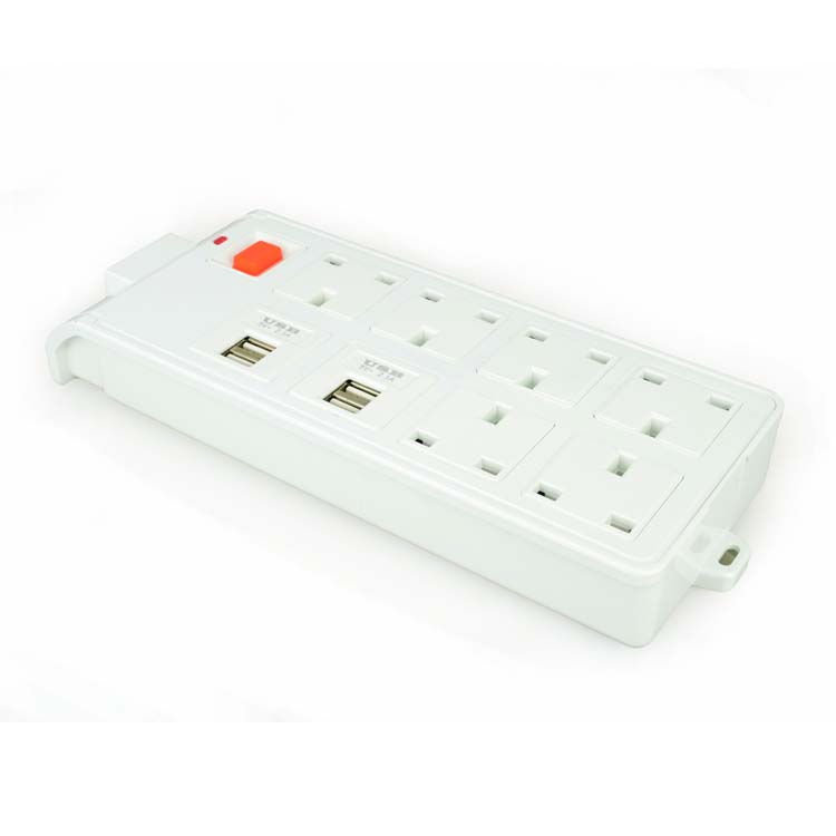 uk usb power strip