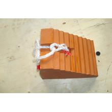 Wheel Stopper, Rubber Deceleration Strip, Rubber Cushion