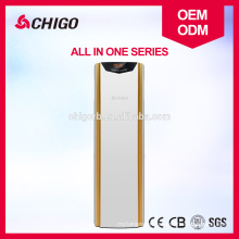 CHIGO Luxury Design Household Heating All in One Eco-friendly Energy Saving Heat Exchanger Heat Pump Air to Water