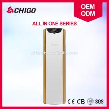 CHIGO Luxo Design Agregado Familiar Aquecimento Tudo em Um Eco-friendly de Poupança de Energia de Troca De Calor Bomba De Calor Ar para a Água