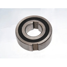 Axial Groove Bearing with Shafts