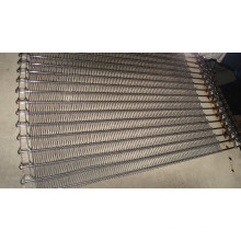 Curve Wire Mesh Conveyor Belt (Right)